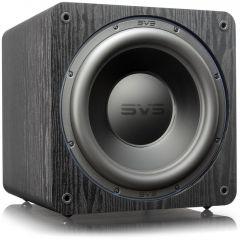 SVS: SB-3000 Subwoofer - Zwart + Gratis Soundpaths