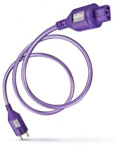 Isotek: Powercord Eternal C13/ C15 - 1,5 meter