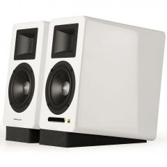 AirPulse: A100 Actieve Speakers - Wit