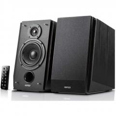 Edifier: R1855DB Actieve Boekenplank Speakers 2 stuks - Zwart