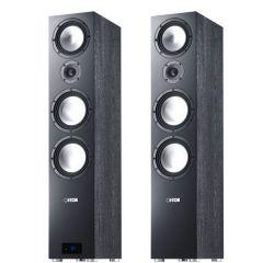 Canton: GLE 496.2 Actieve vloerstaande speakers - Zwart