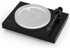 Project: X2 Platenspeler - Hoogglans zwart