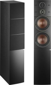 Dali: Callisto 6 C vloerstaande speaker - 2 stuks - Zwart