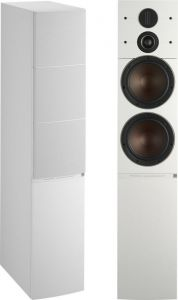 Dali: Callisto 6 C vloerstaande speaker - 2 stuks - Wit