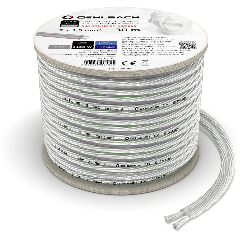 Oehlbach: SP-15 Silverline Luidsprekerkabel (2 x 1,5 mm) - 30 meter