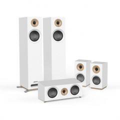 Jamo: S 805 HCS Home Cinema Systeem - Wit