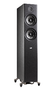 Polk: R600 Vloerstaande speaker - 1 stuk - Zwart