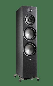Polk: R700 Vloerstaande speaker - 1 stuk - zwart