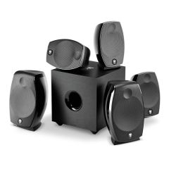Focal: Sib Evo 5.1.2 Dolby Atmos ® Homecinema Systeem - Zwart