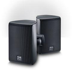 Magnat: Symbol X 130 - Boekenplank speakers In/outdoor - Zwart