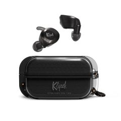 Klipsch: T5 II True Wireless Sport In-Ear Hoofdtelefoon - Zwart