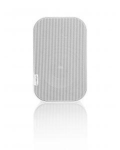 ArtSound: UNI30T Satelliet Speaker, 100V, 2 - 15W - Wit
