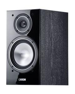 Canton: chrono 513 boekenplank speaker - Zwart