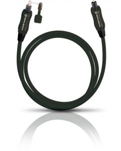Oehlbach: Opto Star Toslink Kabel 1,0m - Zwart