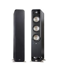 Polk: S60 Vloerstaande speaker - Zwart