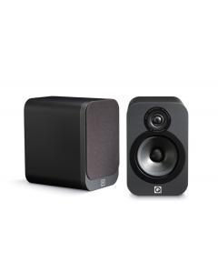Q Acoustics: 3020 - 2 stuks -Donkergrijs