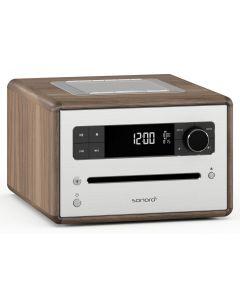 Sonoro: CD/Radio 220 - Walnoot/Bruin