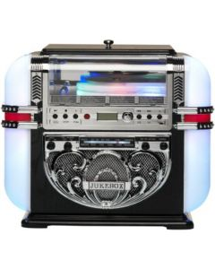 Ricatech: RR700 LED Jukebox - Zwart