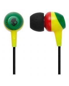 Skullcandy: JIB In-Ear hoofdtelefoon - Rasta