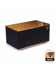 Klipsch: The Three Draadloze speaker - Walnoot