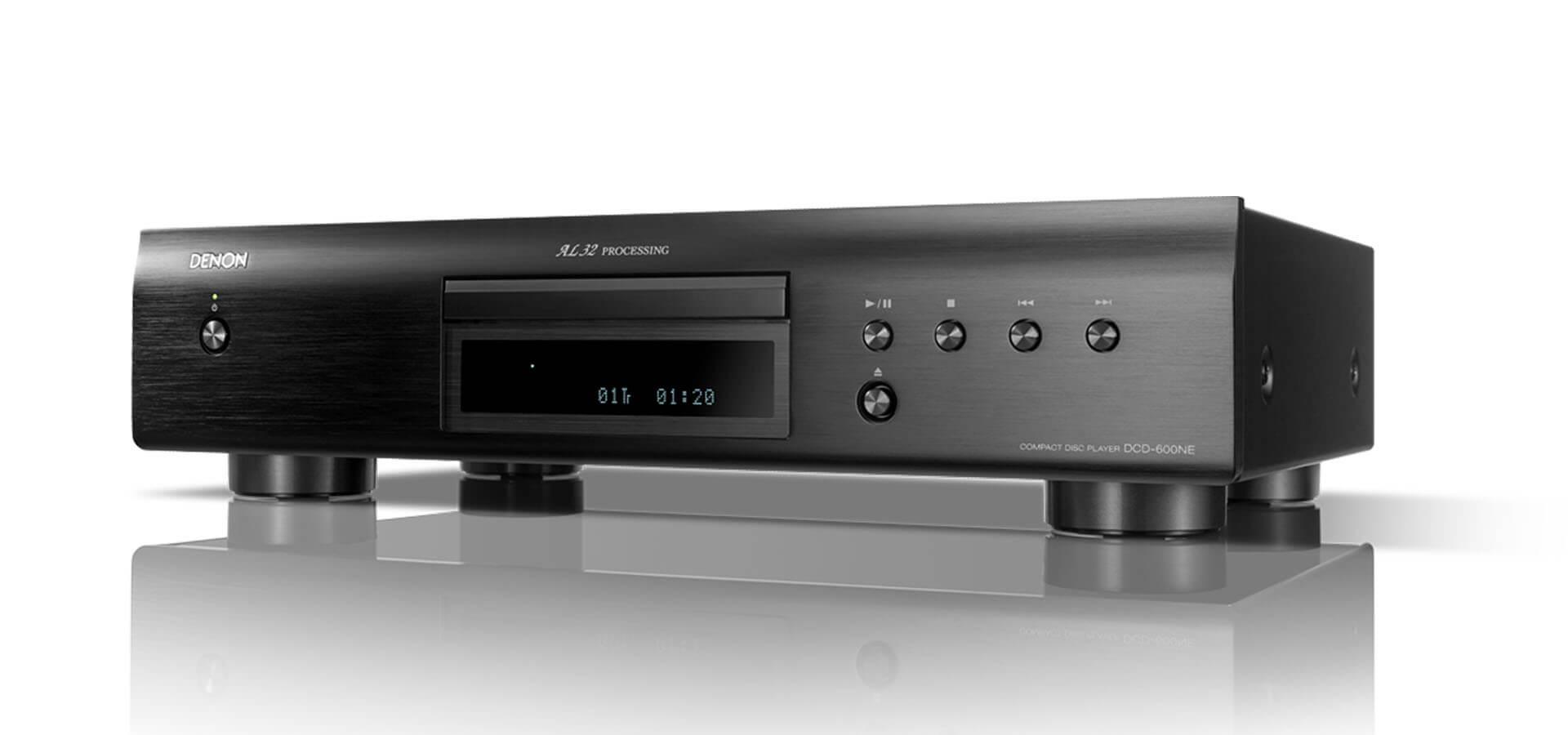 Denon cd speler DCD-600NE zwart
