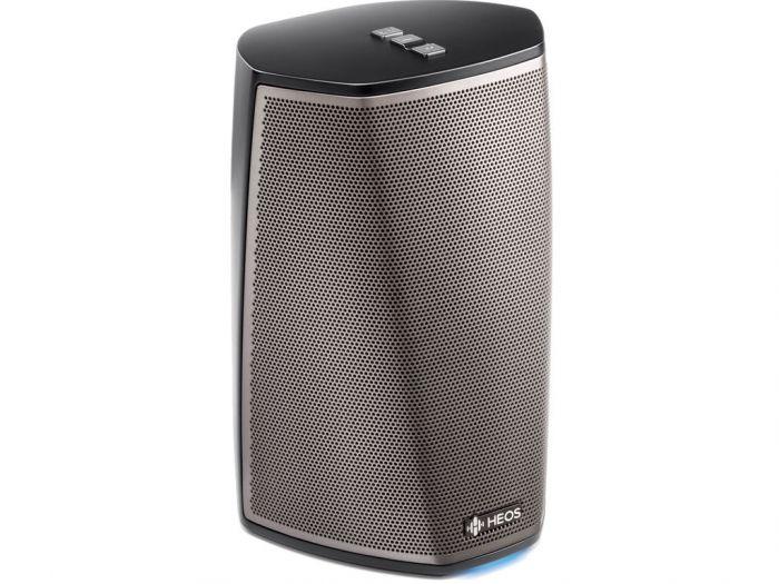 Doubledeal: Denon HEOS 1 HS2 Draadloze speaker met bluetooth Zwart