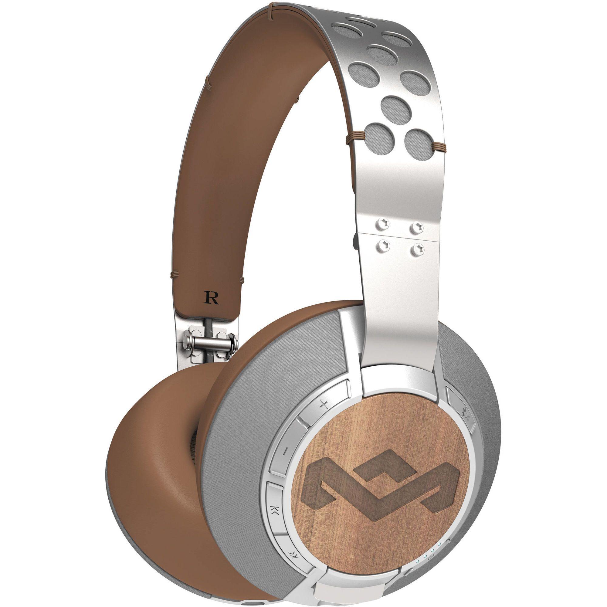 House of Marley LIBERATE XL BT wireless over ear koptelefoon