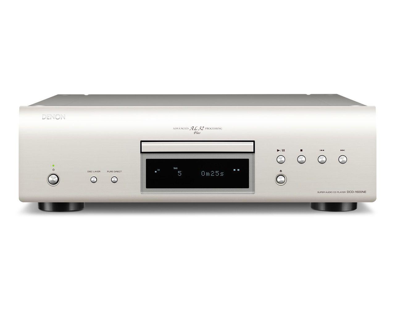 DCD-1600NE (zilver)