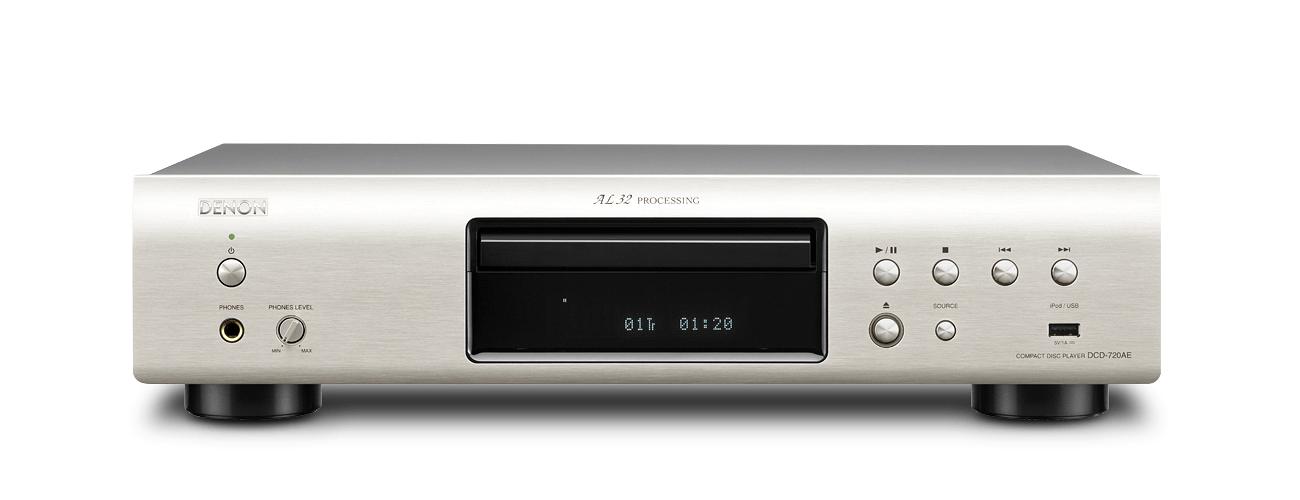 Denon DCD-720AE Premium Zilver