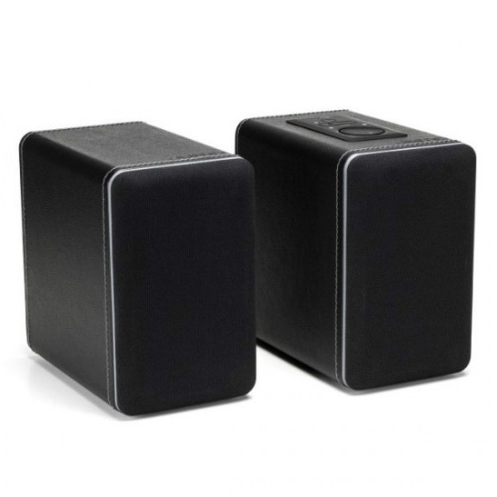 Jamo: Digital DS4 Wireless Bookshelf Speakers Zwart