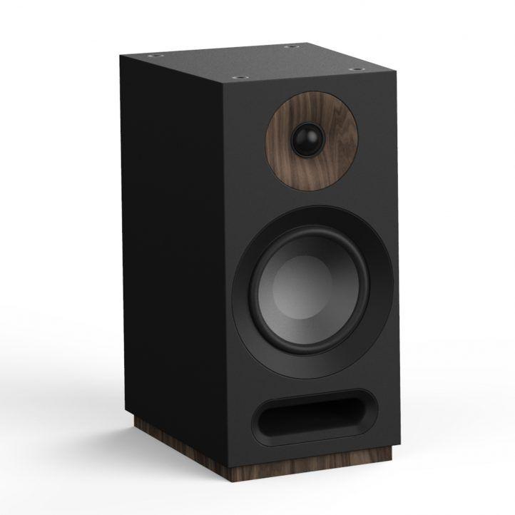 Jamo: S 803 Boekenplank Speakers Zwart