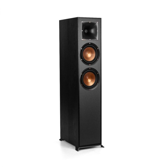 Seconddeal: Klipsch R-620-F Vloerstaande Speaker - Zwart