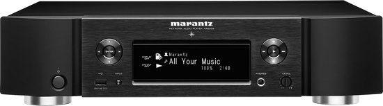 Marantz NA6005 Zwart