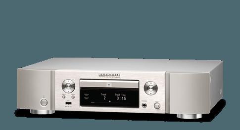Marantz: ND8006 Netwerk CD-Speler Zilver