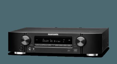 Marantz receiver NR1510 zwart