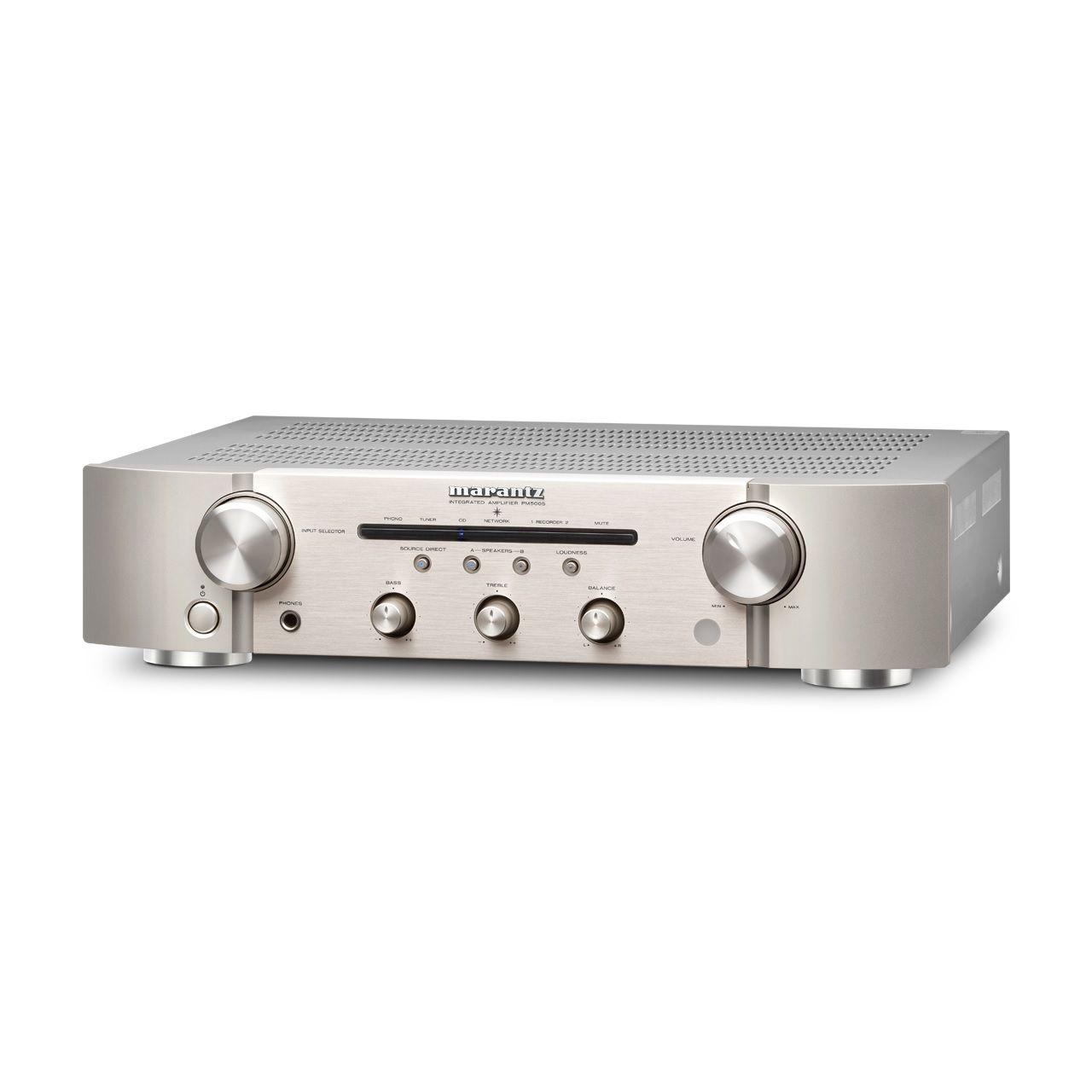 Marantz PM5005 Zilver-Goud