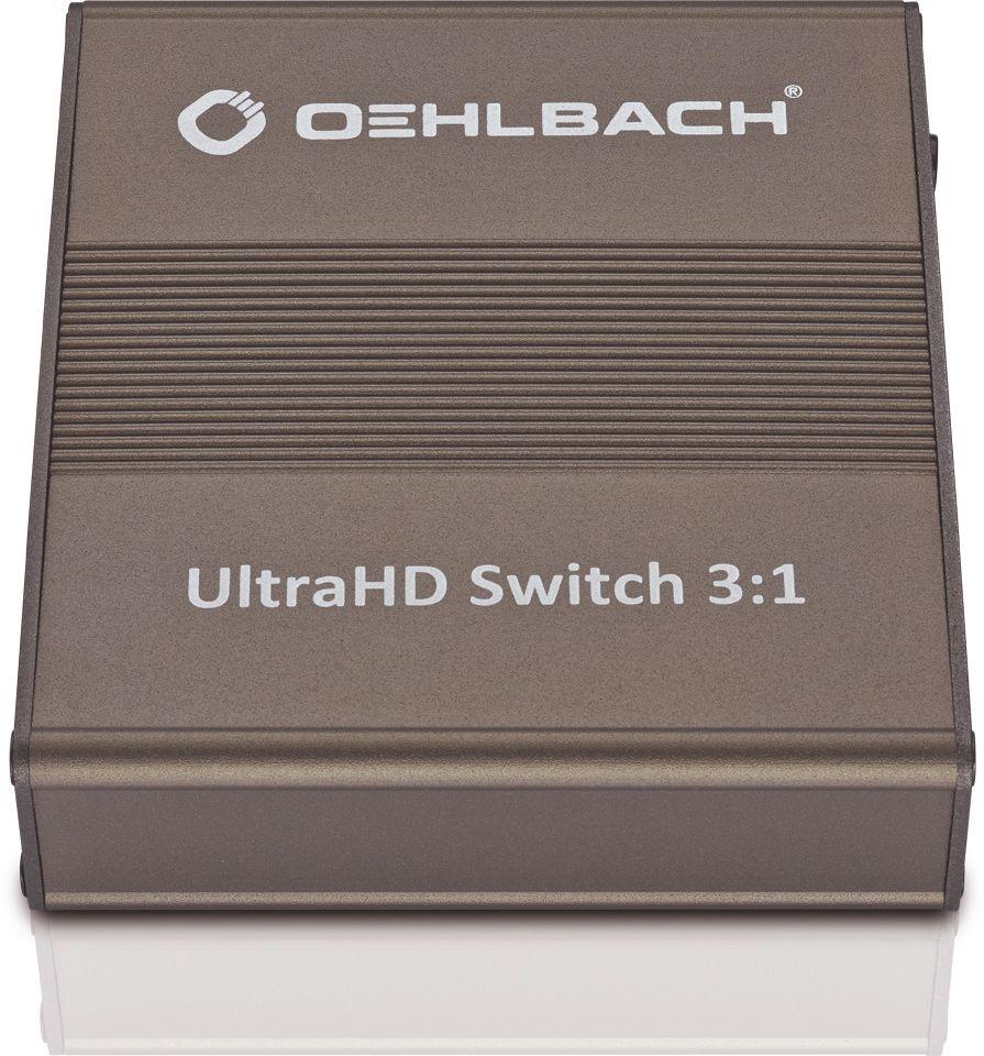 4K2K HDMI-switch 3:1