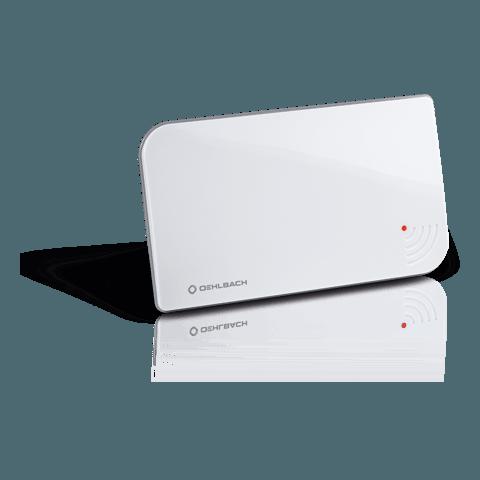 Oehlbach Passieve DVB-T-antenne plat Binnen