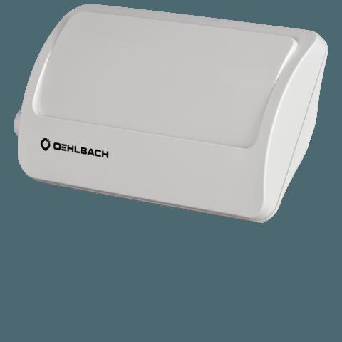 Oehlbach Scope Vision Passieve DVB-T-T2-dakantenne Buiten Wit