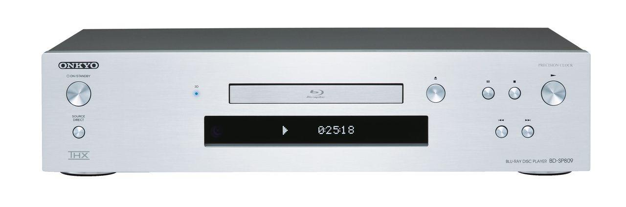 Onkyo BD-SP809 Set 2