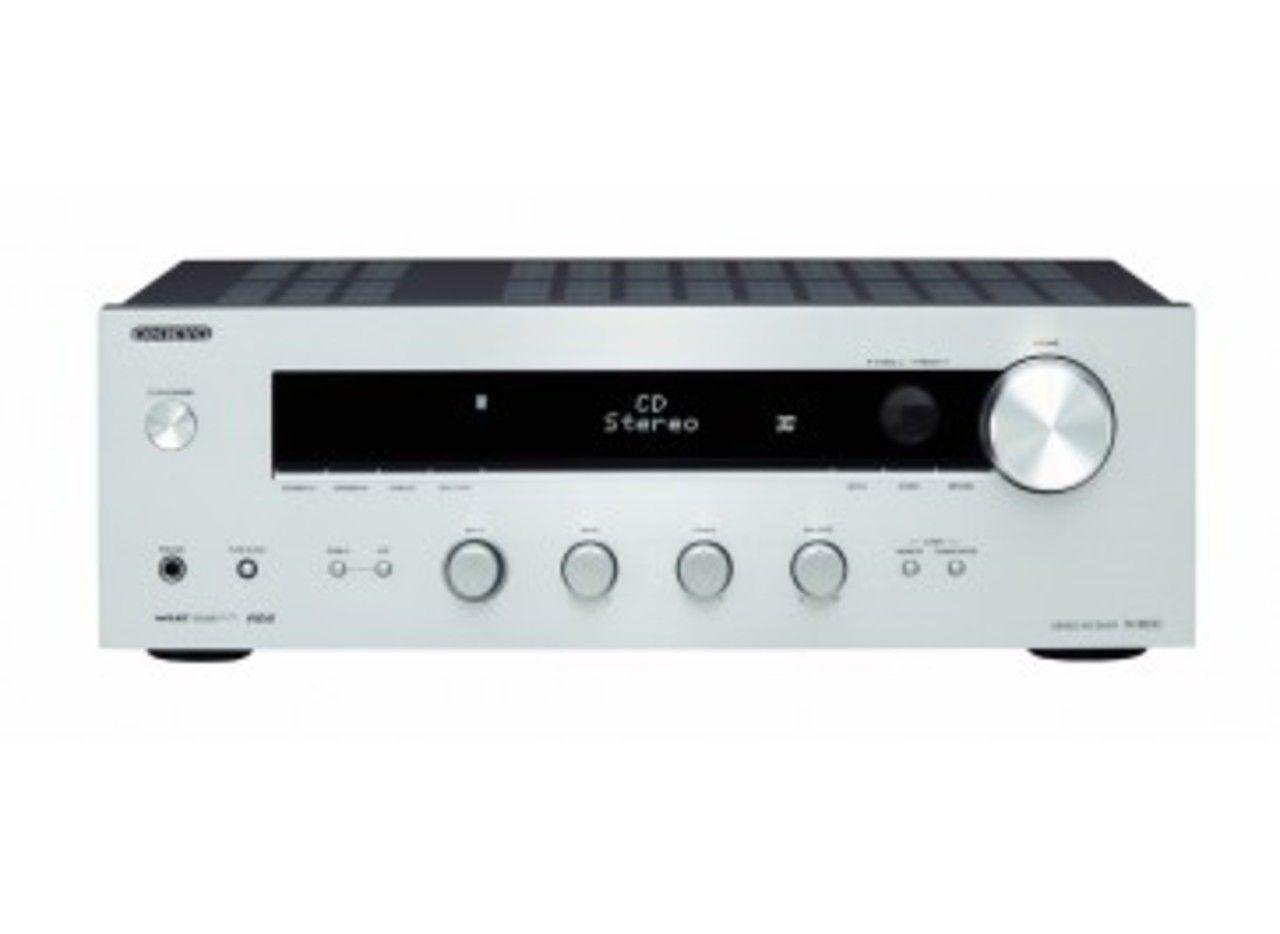 Onkyo: TX-8030 Stereo netwerk receiver Zilver kopen