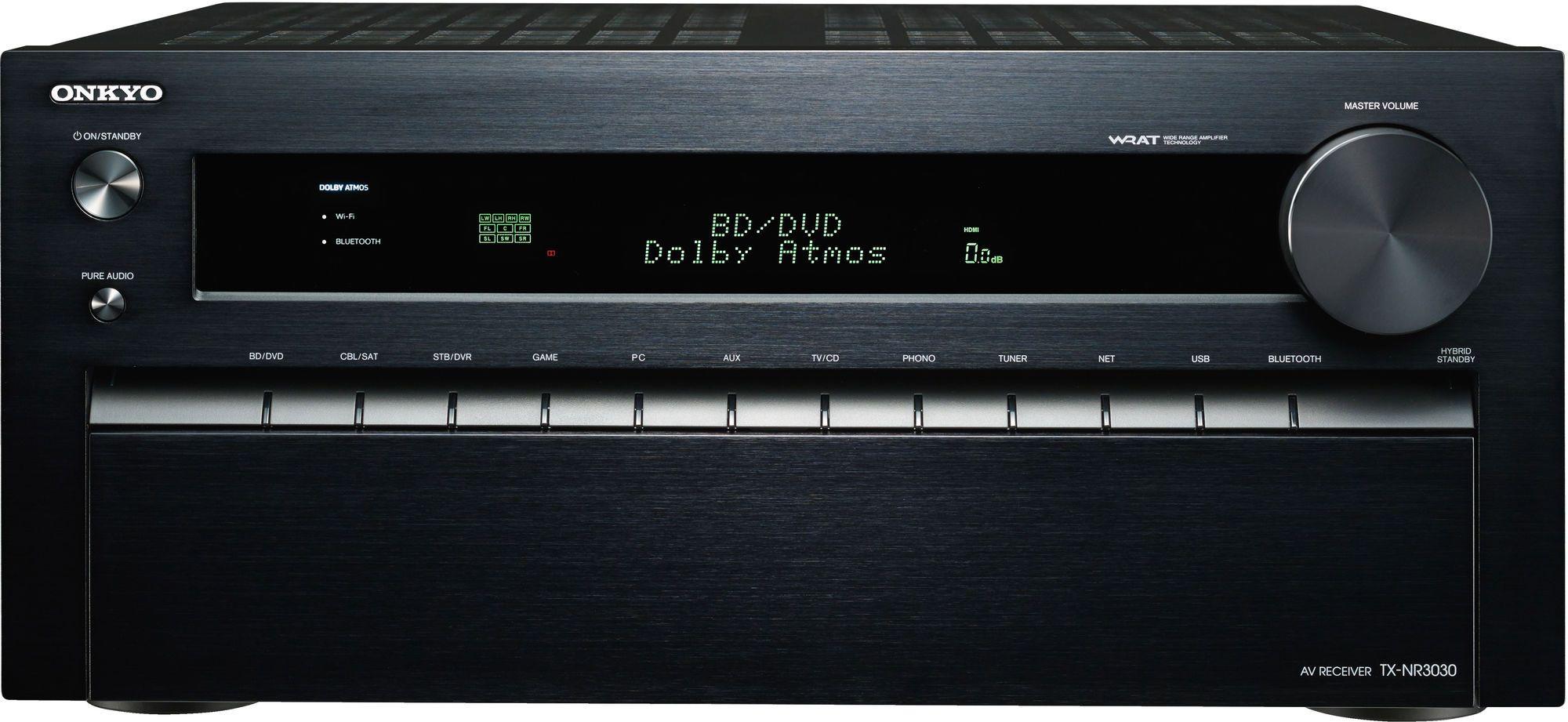 TX-NR3030 Zwart