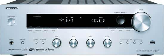 Onkyo: TX-8250 Stereo Receiver – Zilver kopen