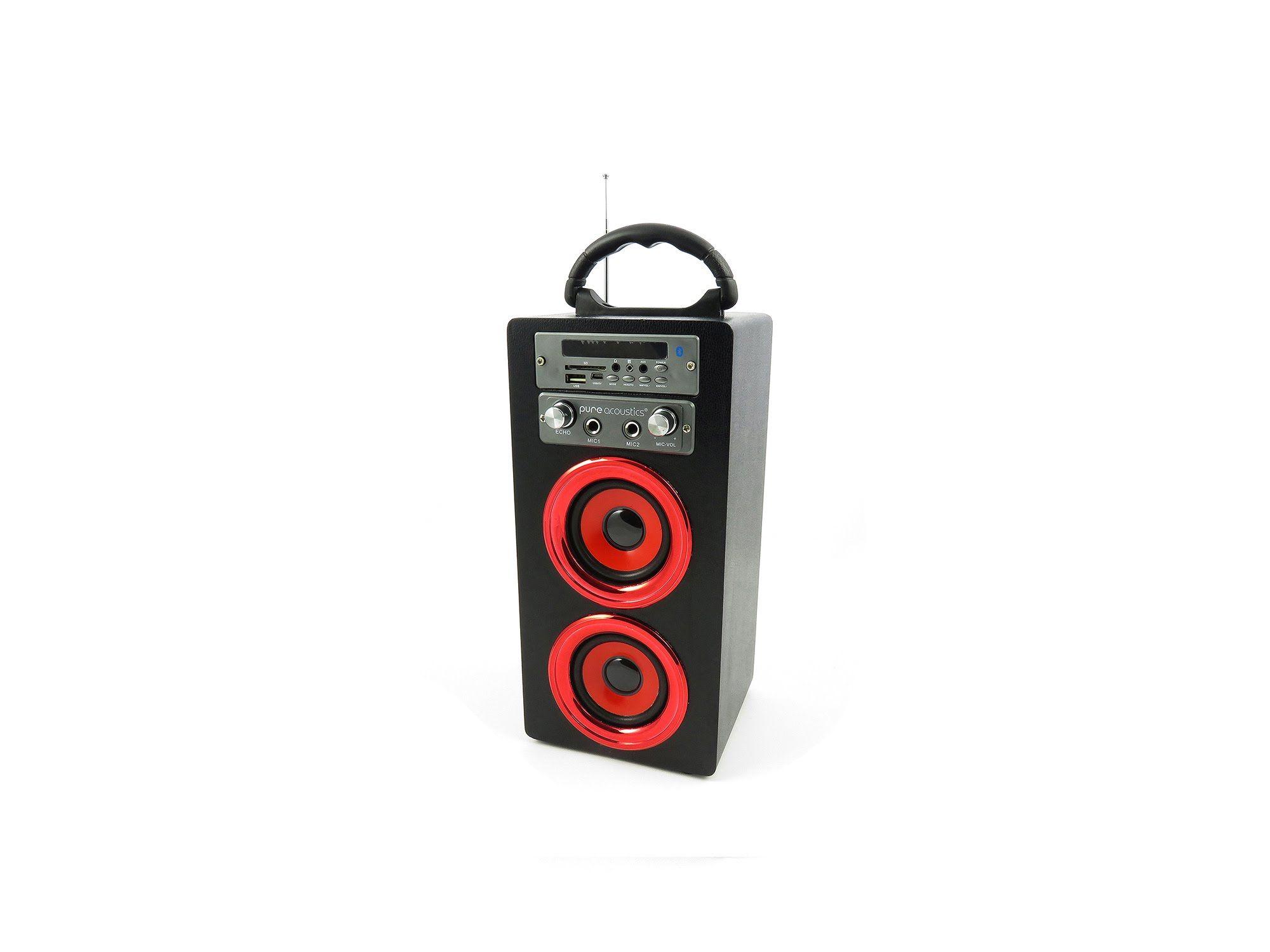 Pure Acoustics Luidspreker MCP-20 Zwart
