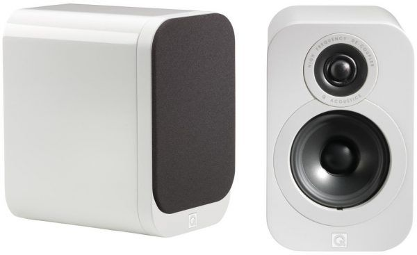 Q Acoustics: 3010 – 2 stuks – Wit kopen