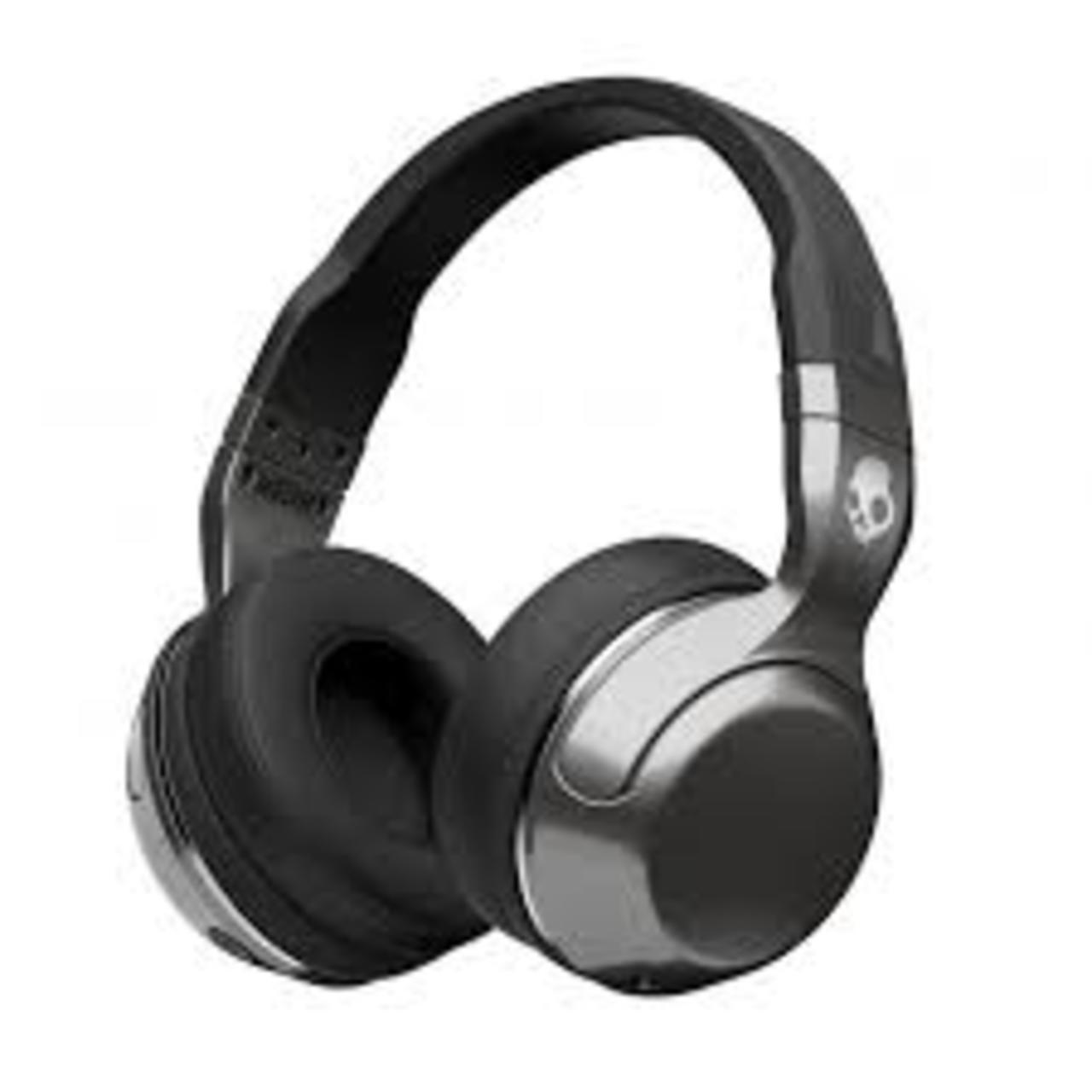 Hesh 2 Bluetooth silver-black-chrome