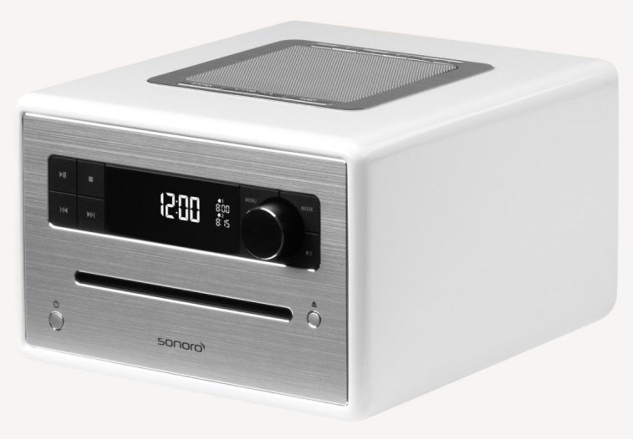 SonoroCD 2 Zwart