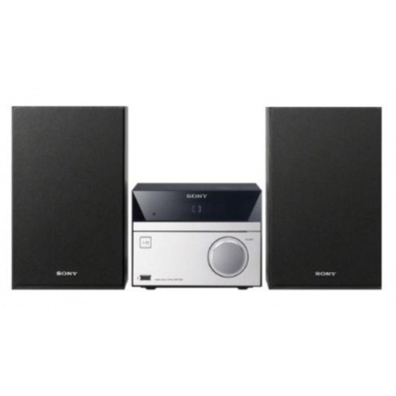 Sony: CMT SBT20 Micro Set – Zwart/Zilver kopen