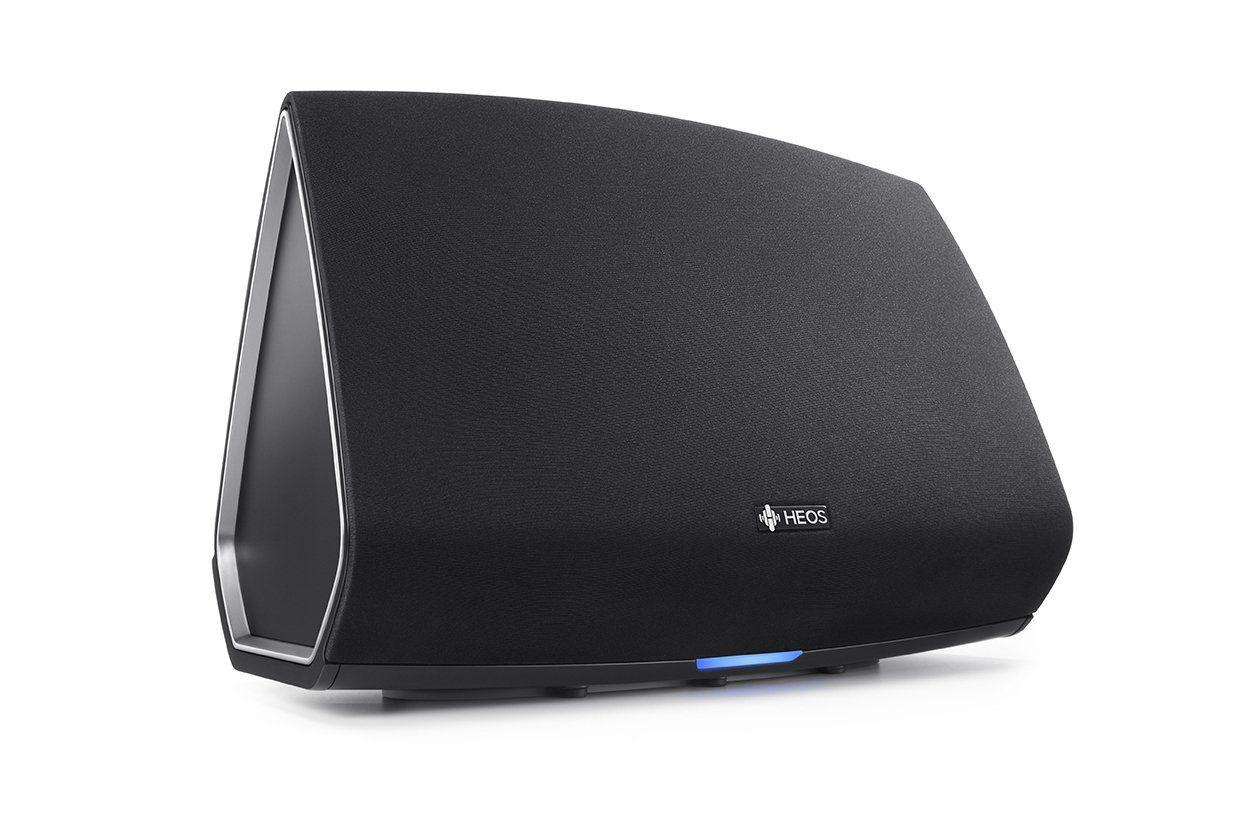 Doubledeal: Denon HEOS 5 HS2 Draadloze speaker met bluetooth Zwart