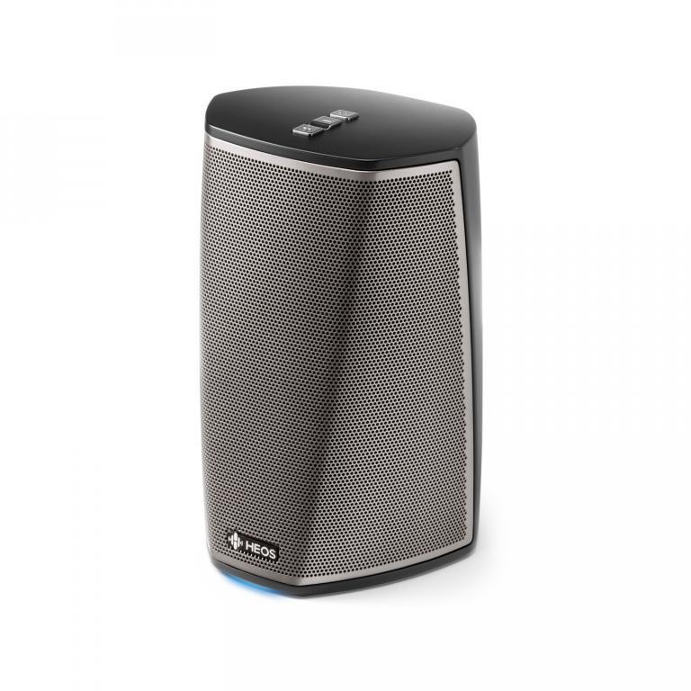 Seconddeal: Denon HEOS 1 HS2 Draadloze speaker met bluetooth Zwart